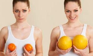 Липофилинг груди (увеличение за счет собственного жира)